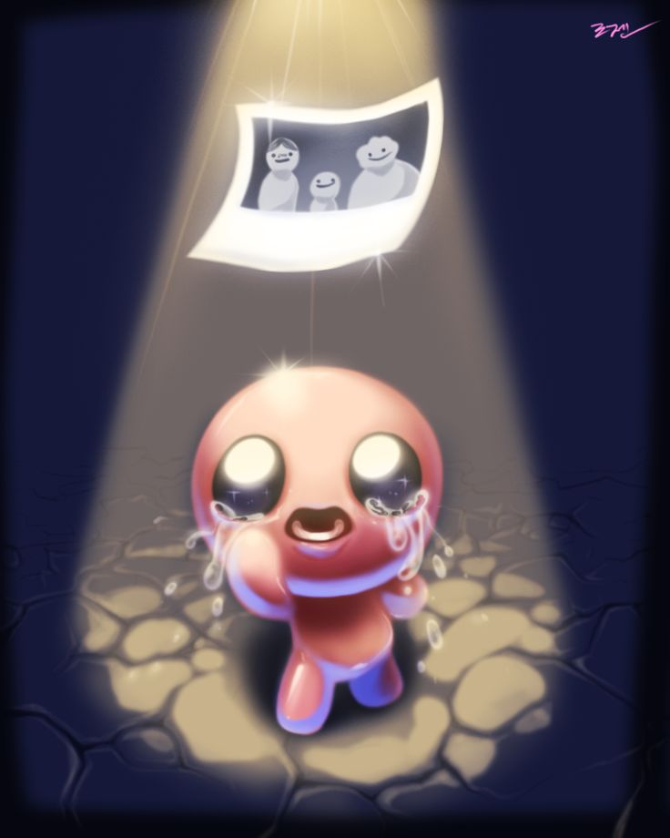 "rojen24: "" The Binding of Isaac. """