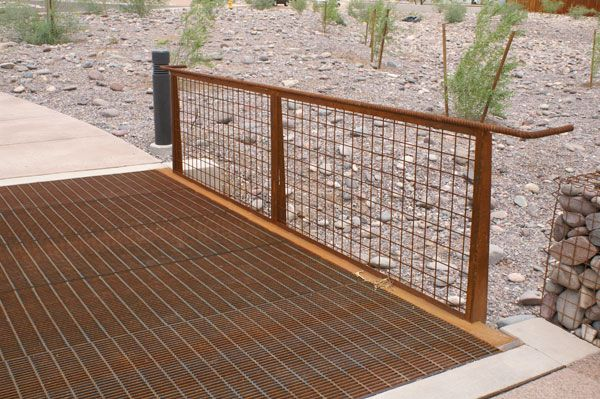 Image Result For Diy Rebar And Welded Wire Mesh Fences