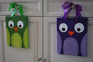 Cutest owls - ART CLUB!