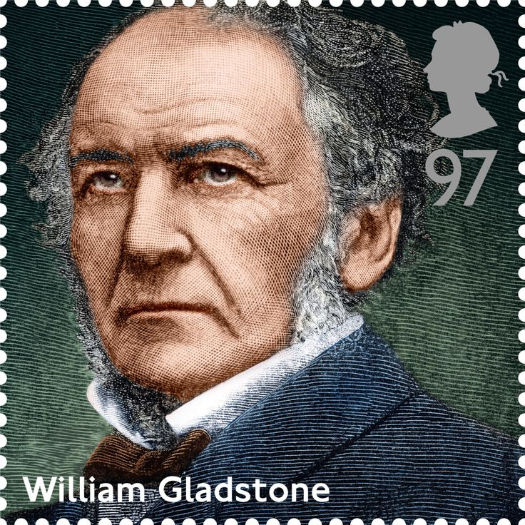 William Gladstone, 97p