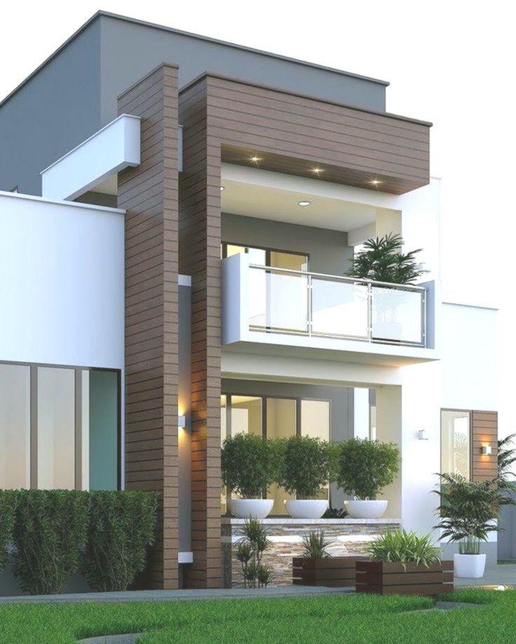 20 Best Of Minimalist Houses Design Simple Unique And Modern Housedesign Duplex House Design House Designs Exterior House Exterior