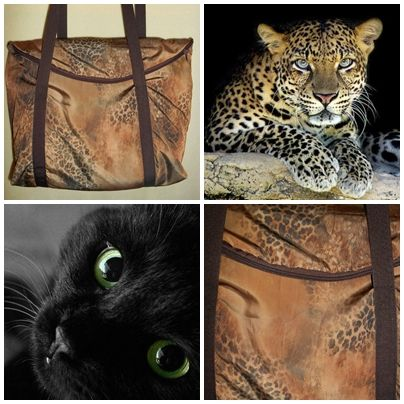 Leopárd cica