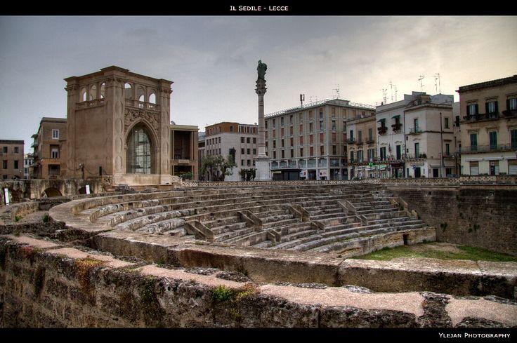 Lecce - Il sedile