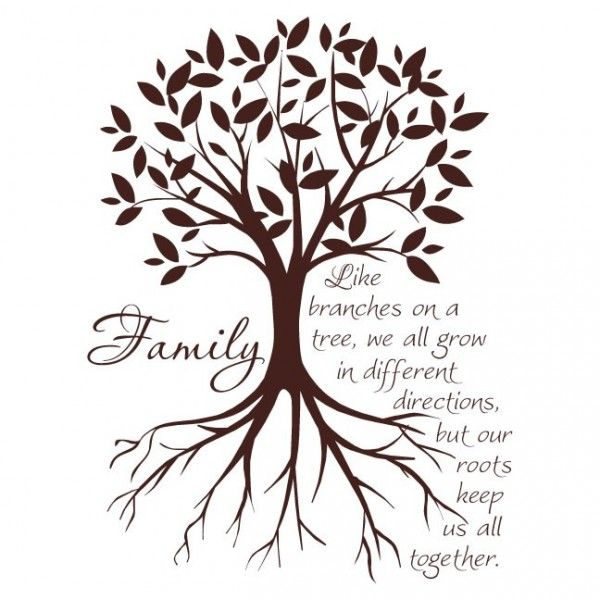 African Roots Quotes: Like Branches On A Tree, We All Grow In Different
