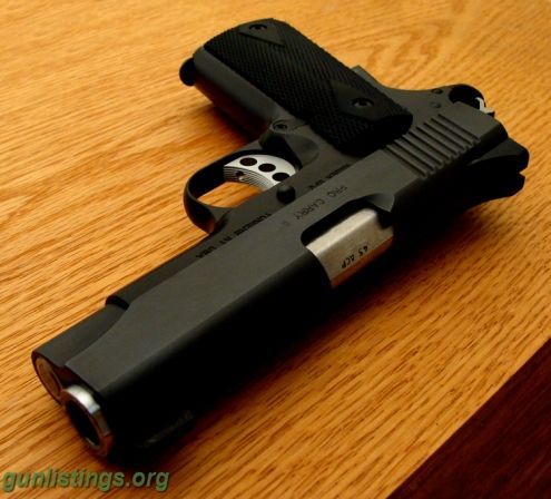 Kimber Pro Carry II W/ Night Sights