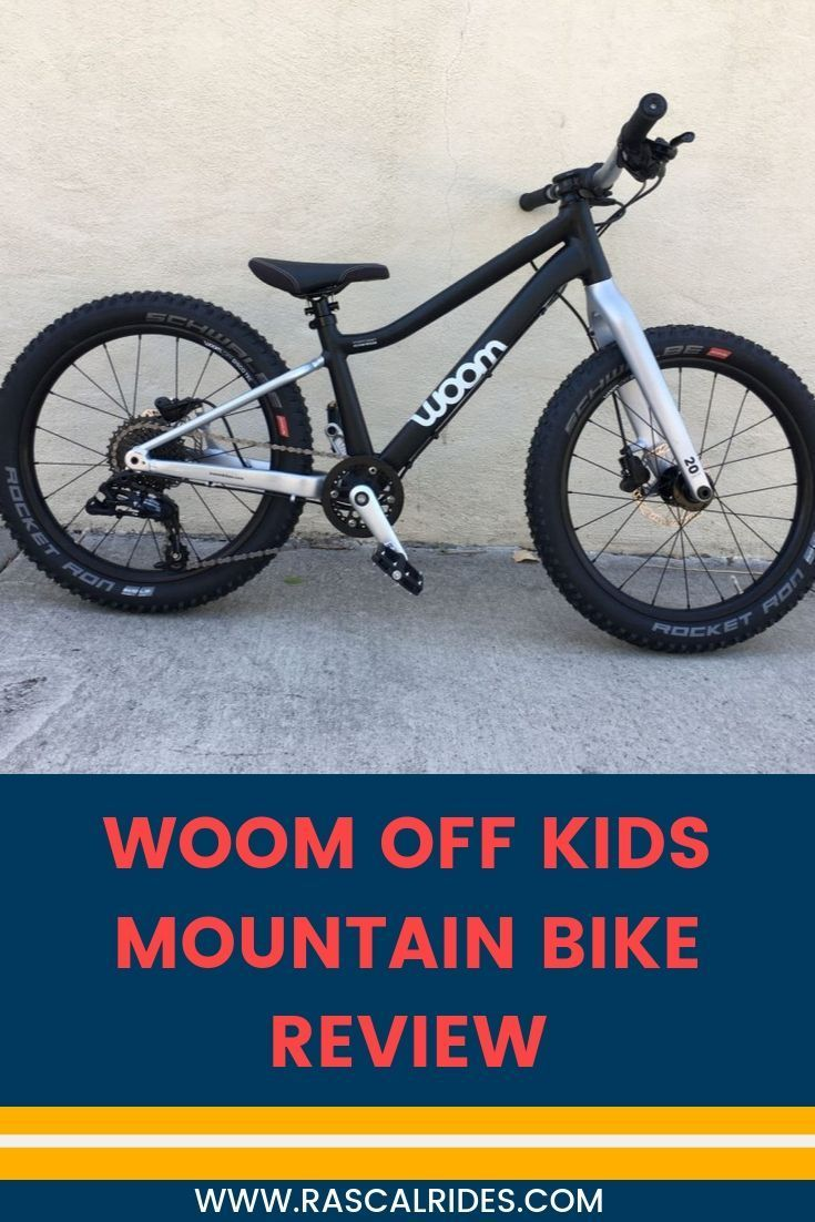Woom Off Kids Mountain Bike Review With Images Kids Mountain