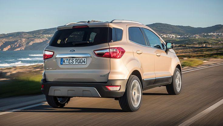 Выглядываем в евро-кроссовере Ford EcoSport будущего челнинца. Тест-драйв — ДРАЙВ