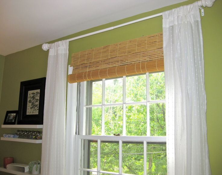 Window Treatments Green Walls And Classy On Pinterest