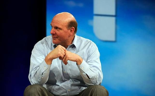 "Steve Ballmer, no ‪#‎WPC13‬. - ""Some people think social is one product. I don't. Social is a way of working."""