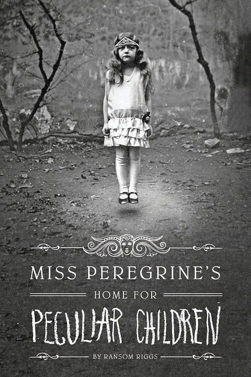 If you love Pan's Labyrinth, try Miss Peregrine's Home for Peculiar Children by Ransom Riggs. | 33 Books You Should Read Now, Based On Your Favourite Films