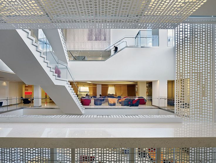 The Department Of Magical Education Studios Architecture Works Wonders At Georgetown University