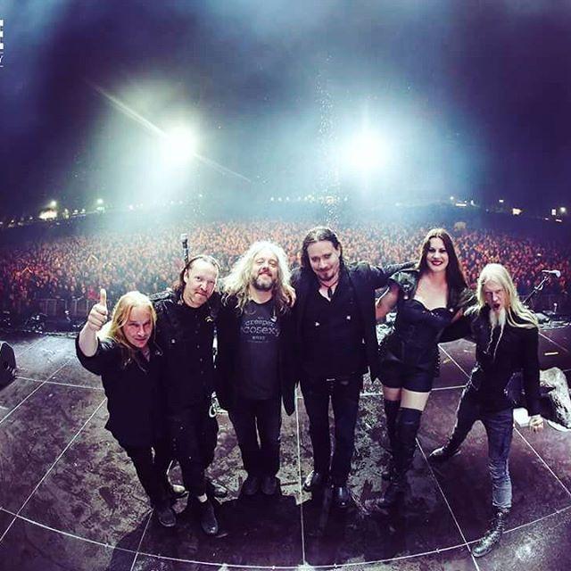 Nightwish at Graspop 2016