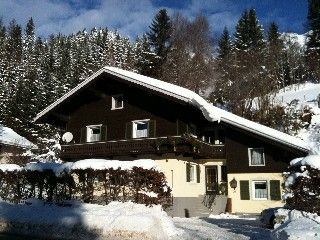 Chalet in Leogang, (Leogang) - Self-catering apartment with Garden in Leogang , sleeps 6   HomeAway
