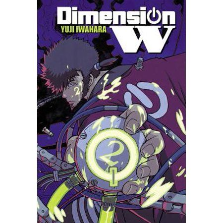 Dimension W Vol 2 Products In 2019 Manga Covers Anime