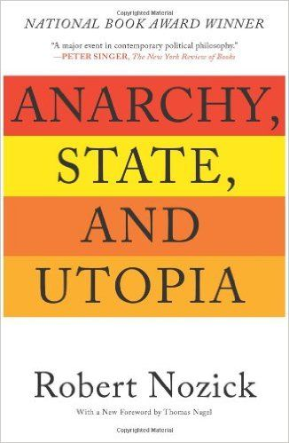 Amazon.com: Anarchy, State, and Utopia (9780465051007): Robert Nozick: Books