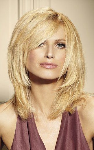 Hairstyles For Heart Shaped Face an effortless low key bob with body and movement is great for a heart shaped face keep the hair structure soft and gentle and allow it to flatter by Best Hairstyle For Heart Face Shape Google Search Like This Stylecut