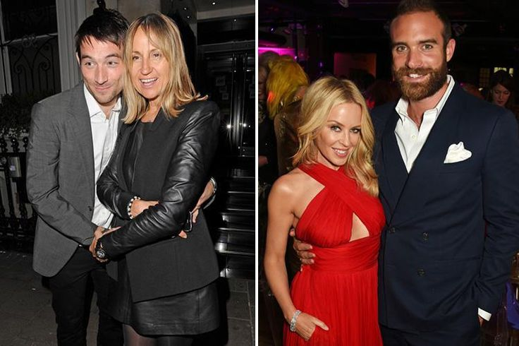 cool Carol McGiffin shuts down haters as she defends her 22-year age gap with husband following Kylie Minogue's split from Joshua Sasse