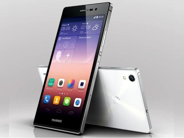 Huawei Ascend P7 With 5-inch Full-HD Display and LTE Support Launched