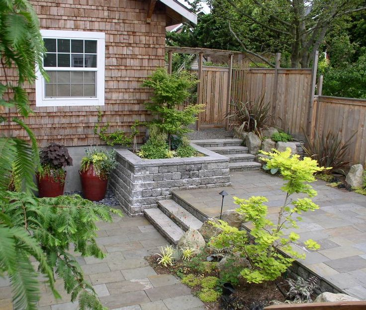 13 best images about hardscaping on pinterest gardens for Landscaping rocks seattle