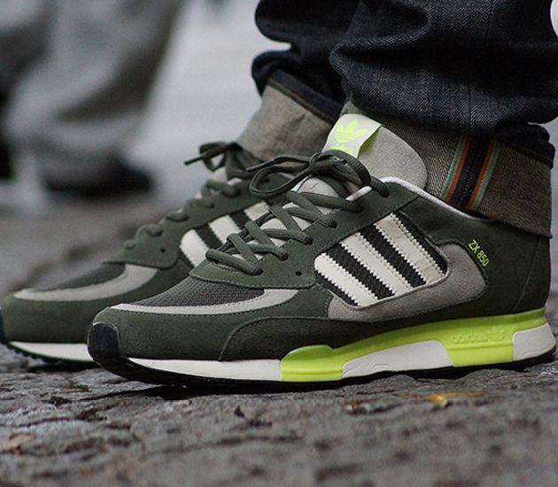 adidas originals zx 850 w sneaker