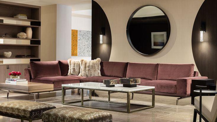 120 best holly hunt showrooms images on pinterest holly. Black Bedroom Furniture Sets. Home Design Ideas