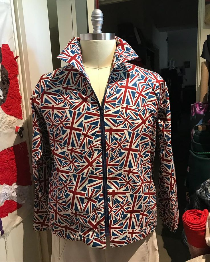 Jacket Final No. 2: #textiles #design #fashion #2017 #fabric #top #forsale #business #pattern #garments #toile #fashionista #construction #sewing #sew #create #creativity #clothes #unisex #art #design #garmet #jacket #purple #clothing #UK #unitedkingdom #flag #britain