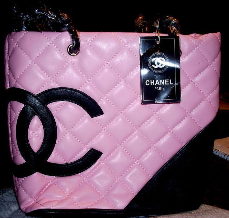 pink purse photo: Chanel pink small purse EBAY114.jpg
