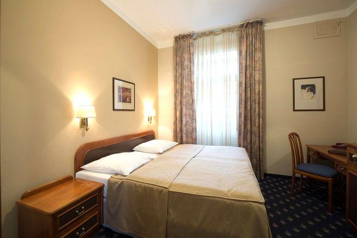 Hotel Kampa - Stará zbrojnice - dvoulůžkový pokoj