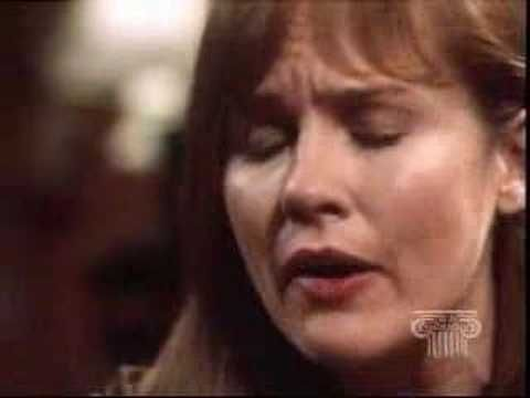 Iris Dement - Our Town ..... just LOVE her voice & to have Emmylou Harris too ~ this is to die for !!