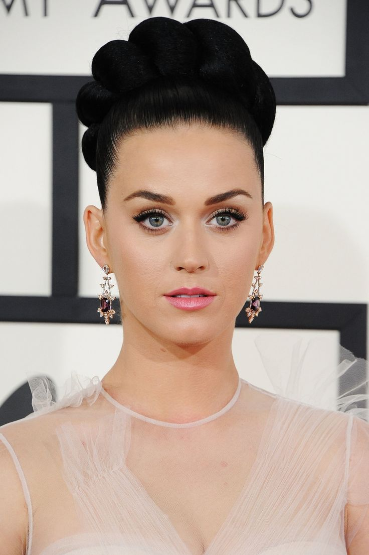 Celebrity Get the Look: Katy Perry Makeup at 2014 Grammy ...