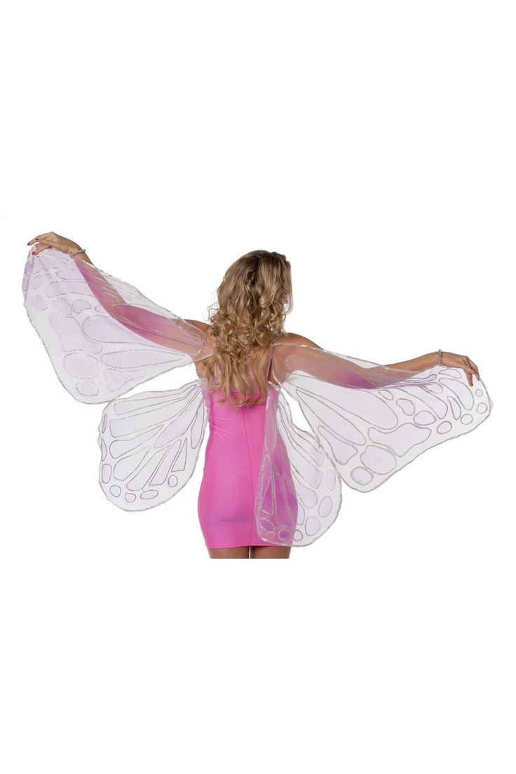 Sommerfuglevinger / fe vinger