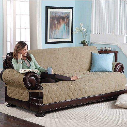 Sofa BedSleeper Sofa Ultimate Suede Furniture Protector XL Sofa Natural Improvements Imported These machine