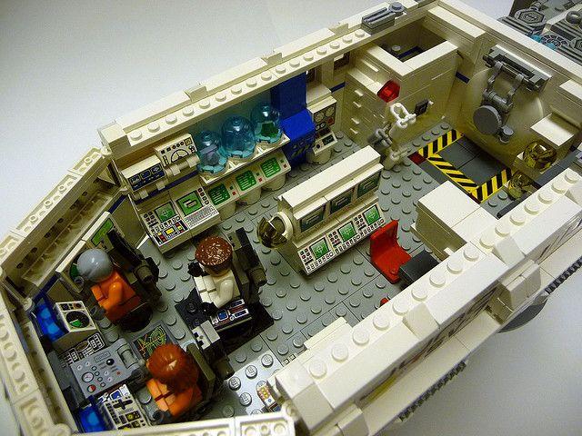 space shuttle lego moc - photo #36