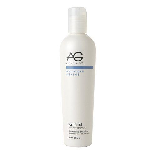 AG Moisture and Shine Fast Food Sulfate-Free Shampoo 8 fl oz (237 ml) *** This is an Amazon Affiliate link. More info could be found at the image url.