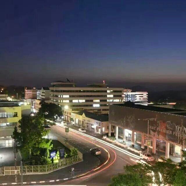 Blantyre City. Malawi. Warm Heart Of Africa