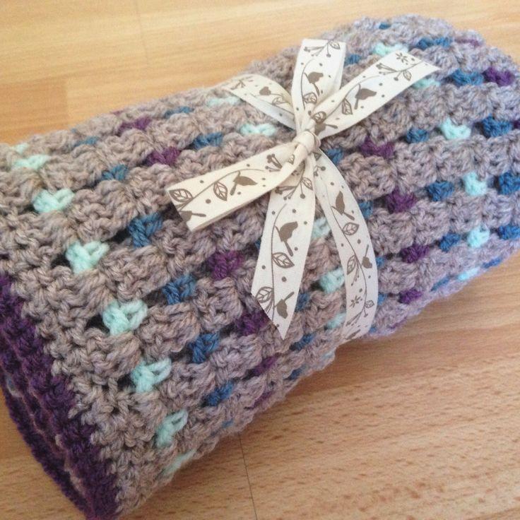 Modern Crochet Patterns For Baby Blankets : 25+ best ideas about Modern Crochet Blanket on Pinterest ...