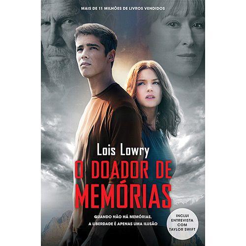 Livro - O Doador de Memórias
