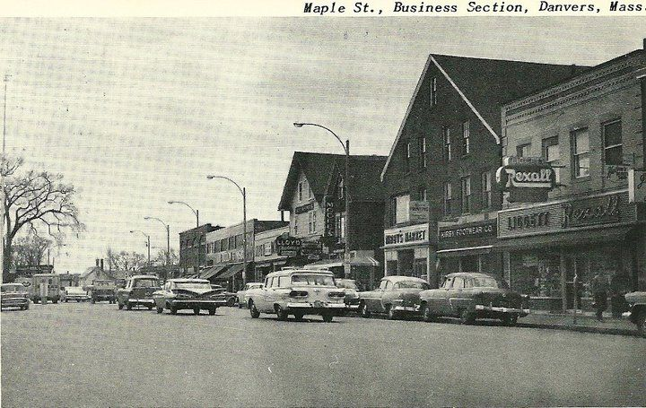 Vintage Restaurant Ma 92