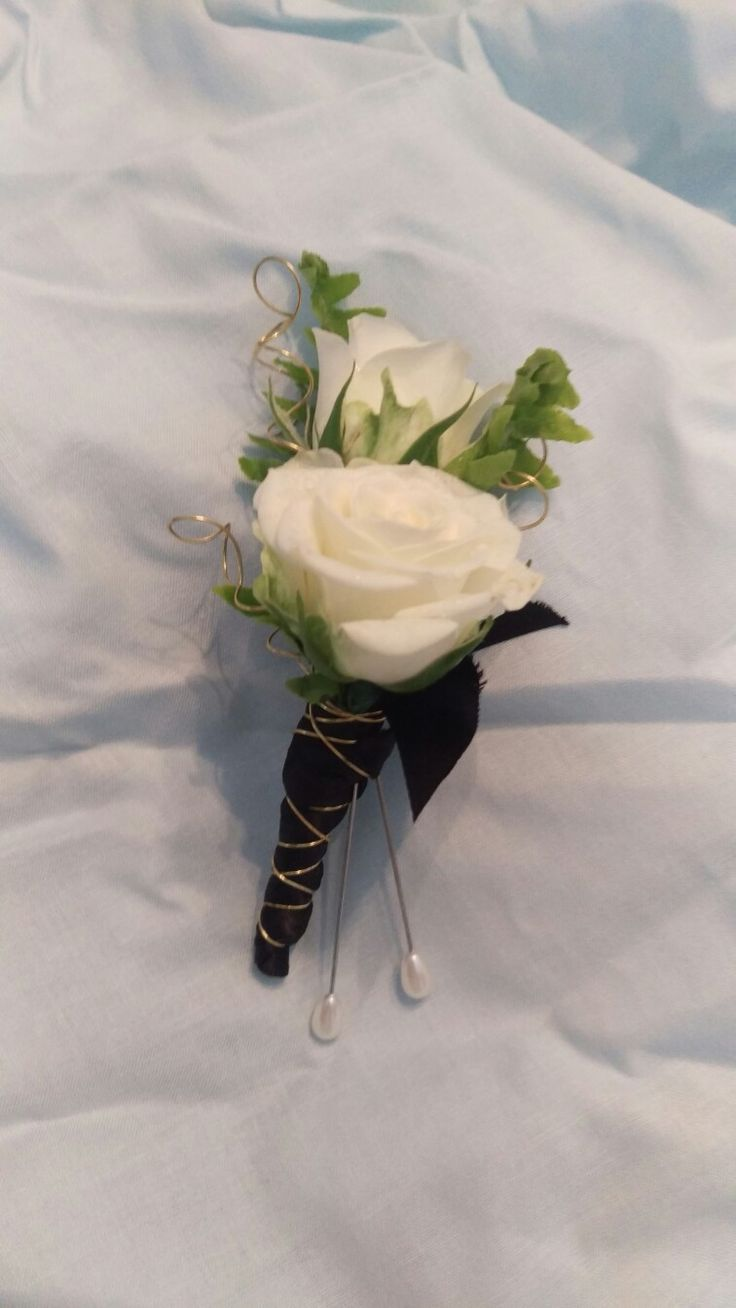 White Garden Rose Boutonniere 25+ best boutonniere for prom ideas on pinterest | flowers for
