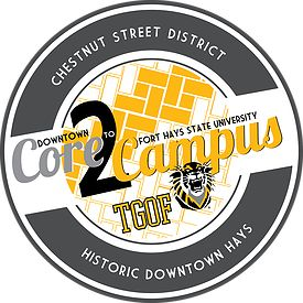 Downtown Hays | Core 2 Campus