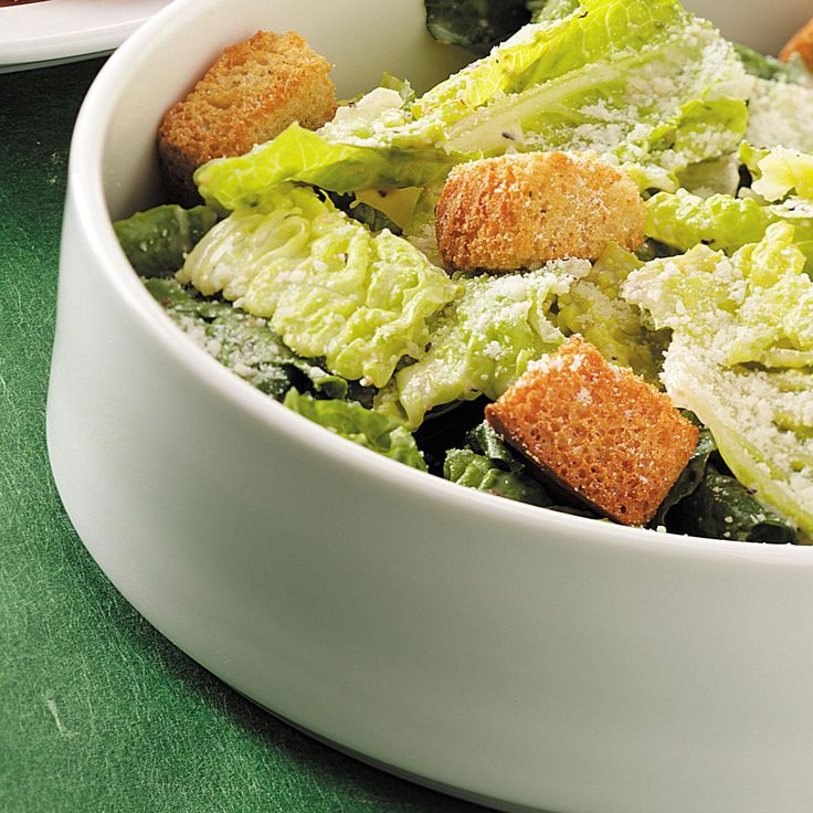 Homemade Croutons Recipe -You can change up this basic crouton recipe by substituting your favorite herbs and spices. —Taste of Home Test Kitchen, Milwaukee, Wisconsin