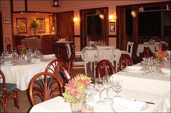 Spiga Restaurant Grand Case St Martin