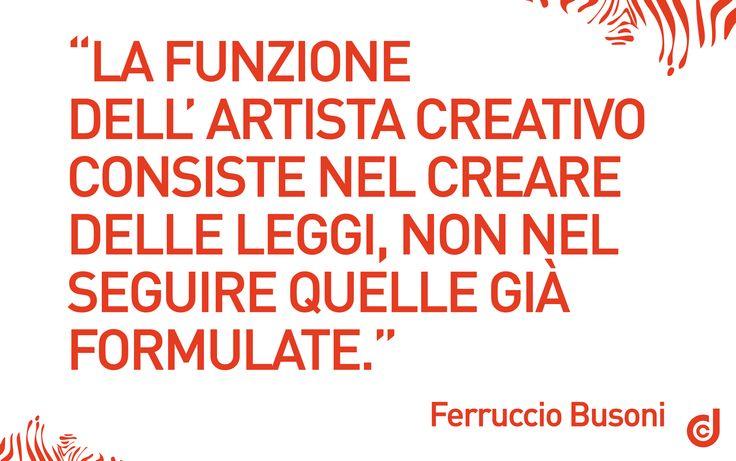 #aforisma #citazione #artista #creatività #pubblicità #comunicazione