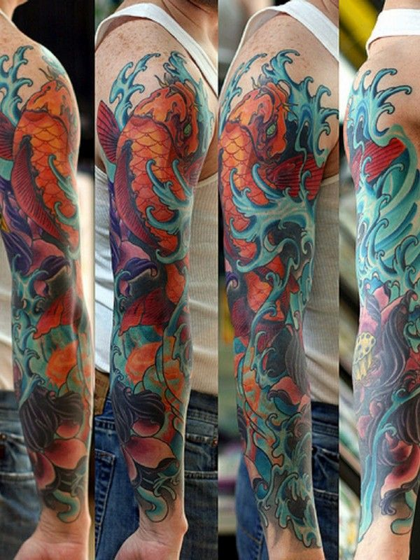 25 trending japanese tattoo meanings ideas on pinterest for Japanese sleeve tattoos meanings