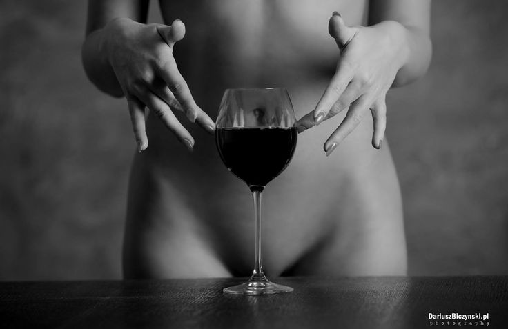 Have topless girl abs wine glass opinion you