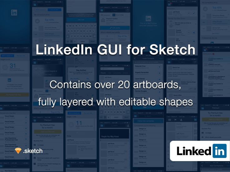 Sketch App Sources is a collection of free design resources for the Sketch software.