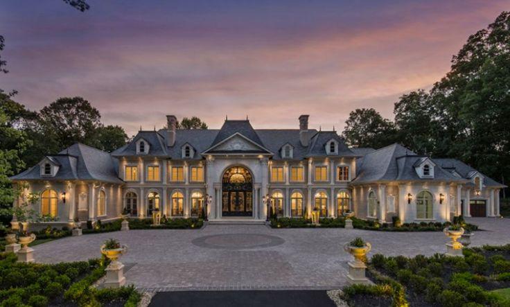 Amazing Mega Mansions