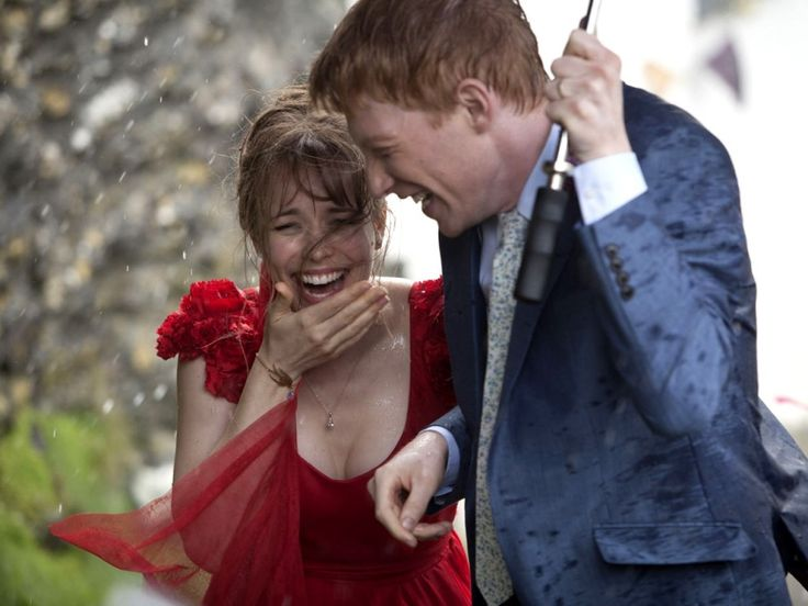 About Time- newer movie that I saw in theatres and loved immediately, actually like life changing, + Rachel McAdams is such a perfect romantic actress