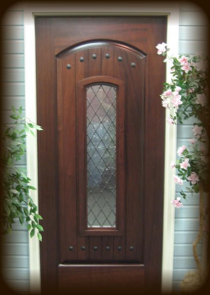 Best 25 wood entry doors ideas on pinterest exterior for French style entry doors