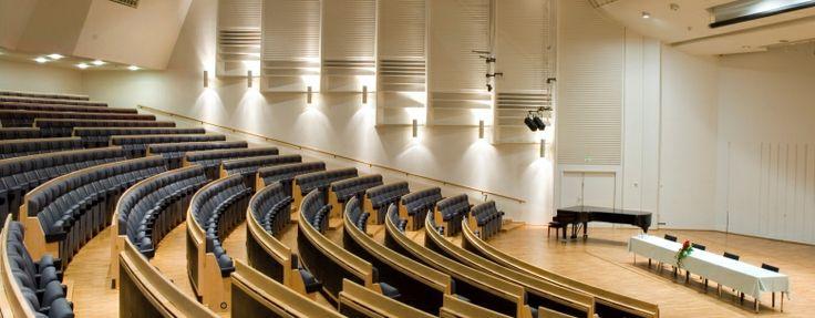 UEF - Joensuu campus, Carelia Hall (Carelia-sali)